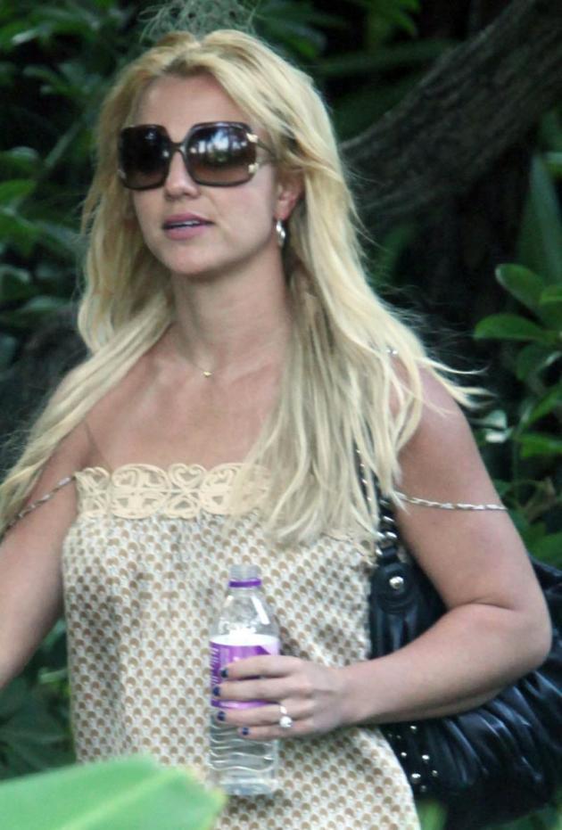 Britney Spears' Ring?