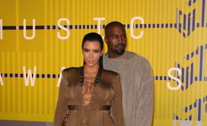 Kim Kardashian Spotted Without Wedding Ring: Did She Dump Kanye West?!
