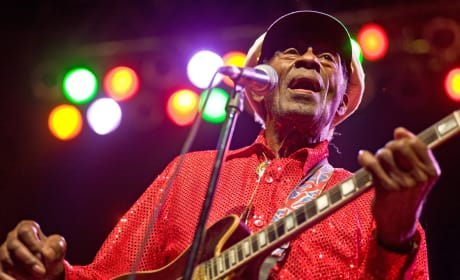 Chuck Berry: Celebrities React to His Tragic Death