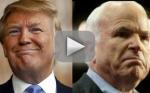 Donald Trump on John McCain: Real War Heroes Don't Get Captured!