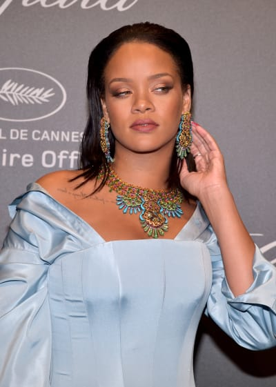 Rihanna in Cannes