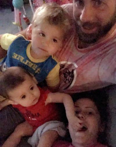 David Eason, Jenelle Evans, Kids