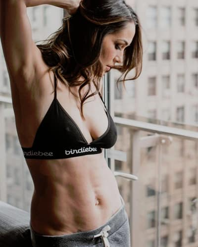 Brie Bella Check Out My Post Baby Body The Hollywood