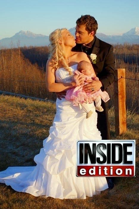 Levi Johnston and Sunny Oglesby Wedding Photo