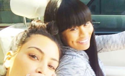 Kim Kardashian No Makeup, Wedding Ring Selfie: Marriage Looks Good on Her!