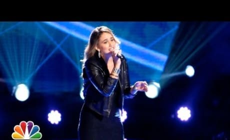 Lina Gaudenzi - Landslide (The Voice Blind Audition)