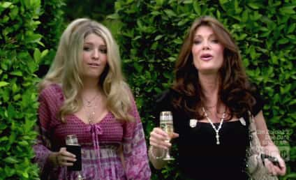 Camille Grammer: Leaving The Real Housewives of Beverly Hills