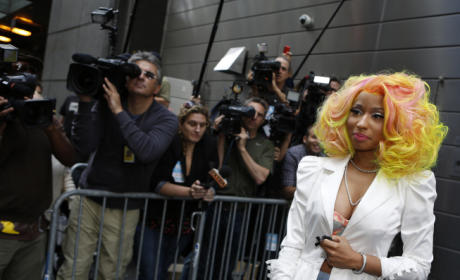 Will you miss Nicki Minaj on American Idol?