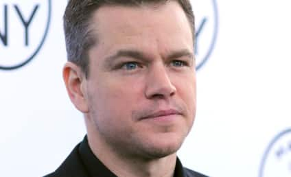 Matt Damon for President: Do You Like Those Apples?