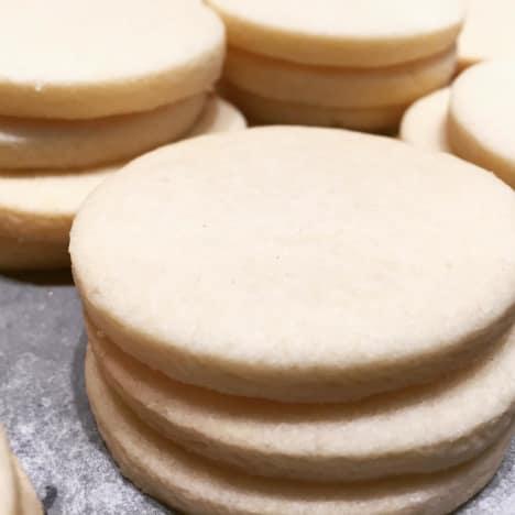 sugar cookies from ig