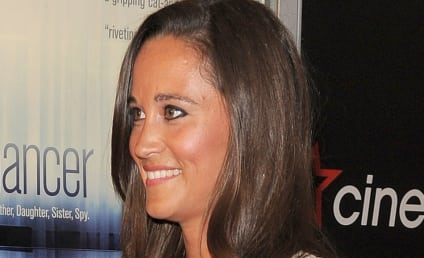 Pippa Middleton Makeup: Over the Top Orange?