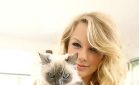 Taylor Swift and Friend