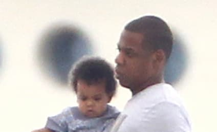 Blue Ivy Carter Photos: On a Boat With Jay-Z!