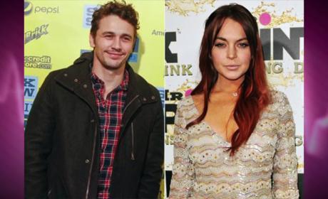 James Franco: Lindsay Lohan LIES!