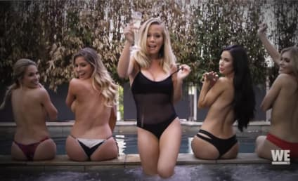 Kendra Wilkinson Shoots Topless Video for Hugh Hefner's 90th Birthday