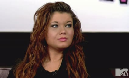 Amber Portwood on Staying Sober: It's a Battle!