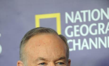 Bill O'Reilly at Movie Premiere