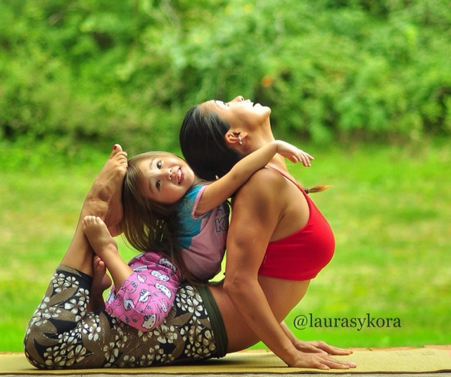 Daughter-Mother Bonding Time