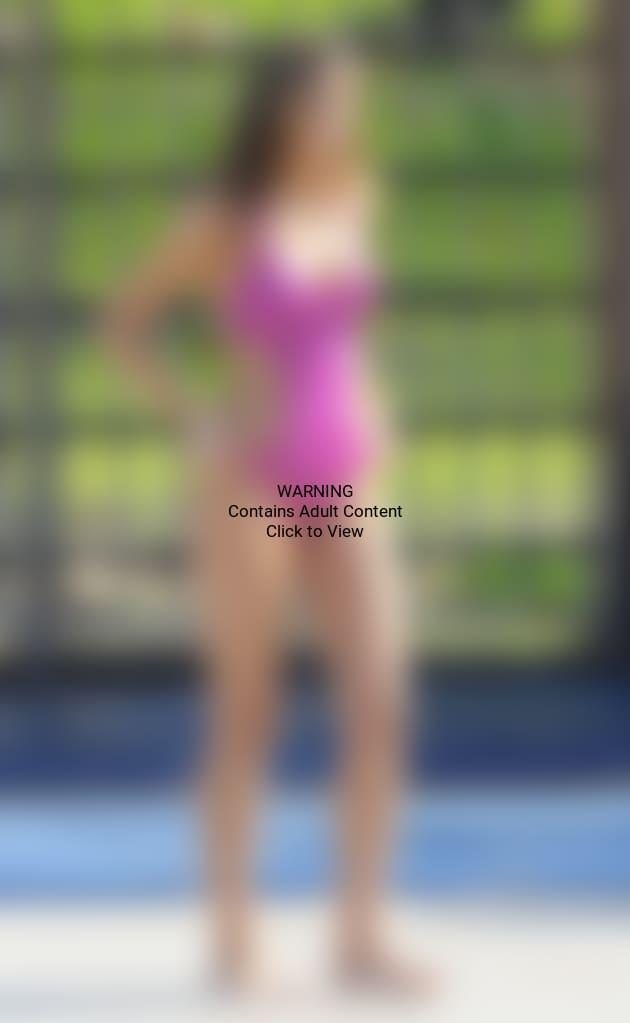 Katherine Webb Swimsuit Photos Making A Splash The