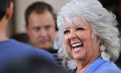 """Paula Deen Cries """"Tears of Joy"""" in First Public Appearance Since Scandal"""