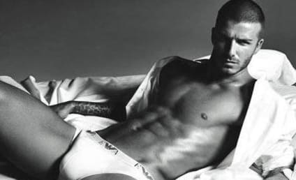 David Beckham: Underwear Model Extraordinaire
