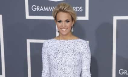 Celebrity Hair Affair: Carrie Underwood