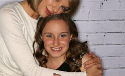Taylor Swift Makes Wildest Fan Dream Come True