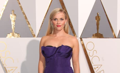 Reese Witherspoon at the 2016 Oscars