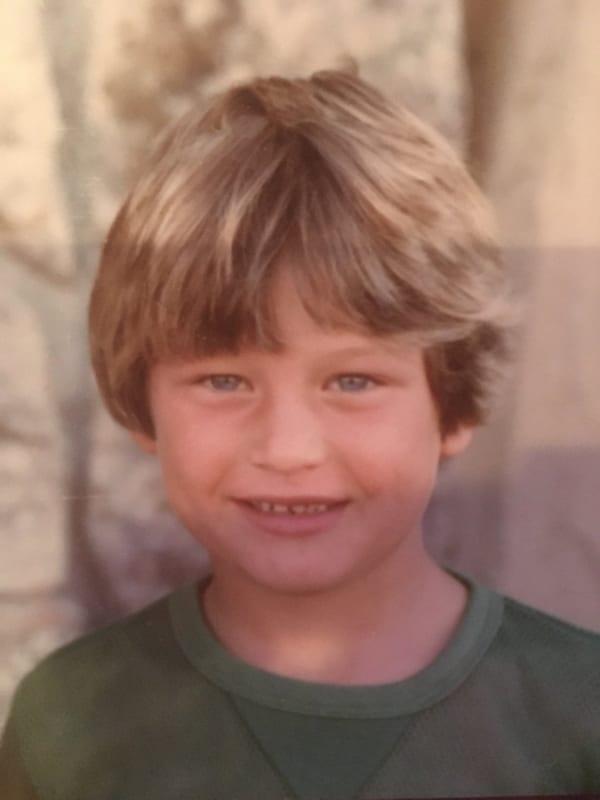 Blake Shelton As A Child