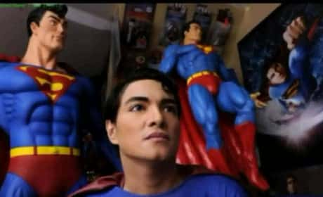 Man Undergoes Lots of Plastic Surgery, Wants to Look Like Superman