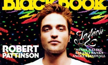 Robert Pattinson Denies Marriage Talk, Can Pee for a Long Time