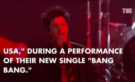 Green Day SLAMS Donald Trump!