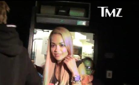 Wiz Khalifa, Rita Ora Date