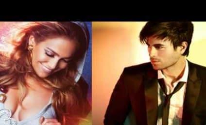 "Enrique Iglesias and Jennifer Lopez Go ""Mouth 2 Mouth"""
