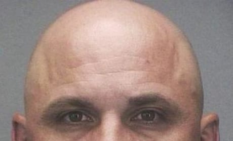 Jim Leyritz Mug Shot