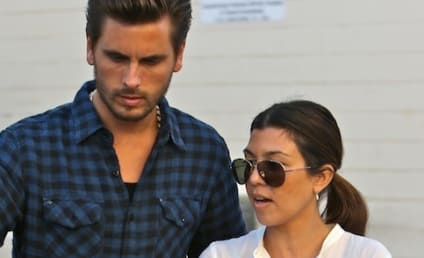 Kourtney Kardashian: Pregnant AGAIN With Scott Disick's Baby?!?
