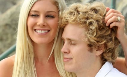 Heidi and Spencer Pratt on The Hills: ALL FAKE!