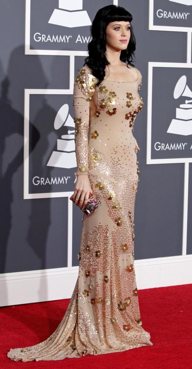 Katy at the Grammys
