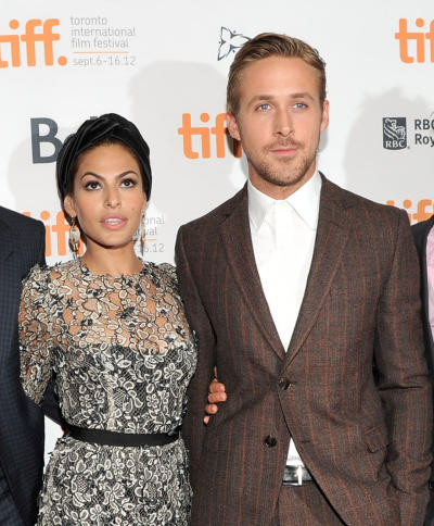 Ryan Gosling and Eva Mendes: MARRIED! - The Hollywood Gossip