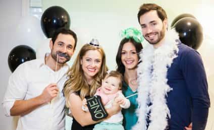 Desiree Hartsock, Chris Siegfried, Molly and Jason Mesnick: Bachelor BFFs!