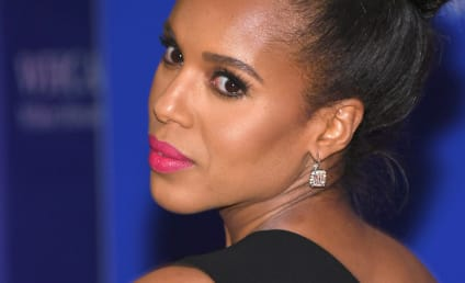 Kerry Washington: Pregnant with Baby #2!
