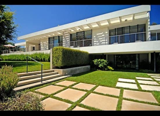 Jennifer Aniston and Justin Theroux's House