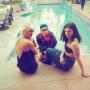 Taylor Swift, Lorde, Jack Antonoff Coachella 2016