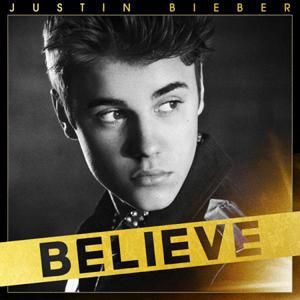 Justin Biener Album Cover