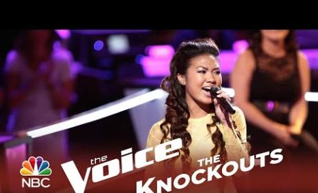 Katriz Trinidad - Superwoman (The Voice Knockouts)