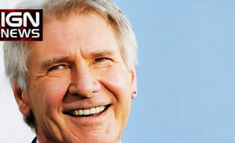 Harrison Ford Broke His Leg