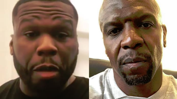 50 Cent To Terry Crews Its Your Fault You Got Raped The