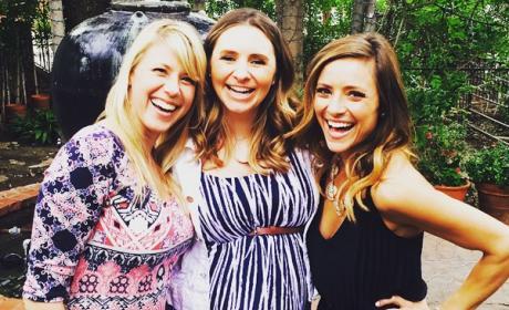 Jodie Sweetin, Beverly Mitchell, Christine Lakin
