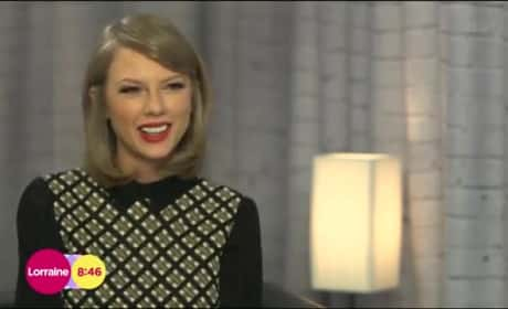 Taylor Swift Wants Kids, Admires Angelina Jolie