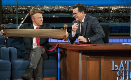 Jon Stewart Issues Executive Orders, Offers Country Hope